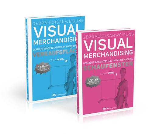 Karin Wahl, Buchtitel 'Gebrauchsanweisung Visual Merchandising'